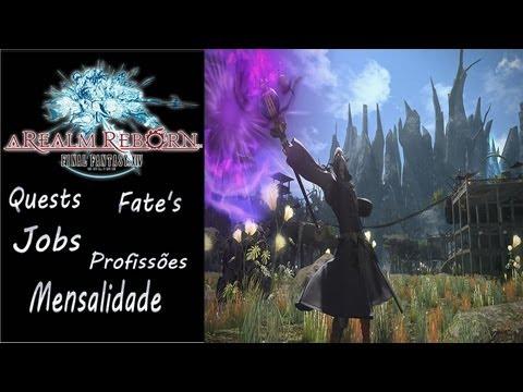 Final Fantasy Xiv - A R R: Thaumaturge, Quests