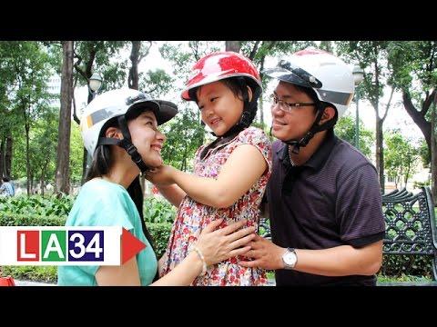 Đội mũ bảo hiểm ở trẻ em: Chuyển biến mới | LATV
