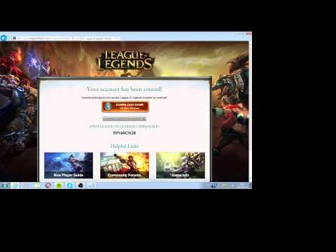 FREE LOL RP HACK (VEL'KOZ PATCH) !!