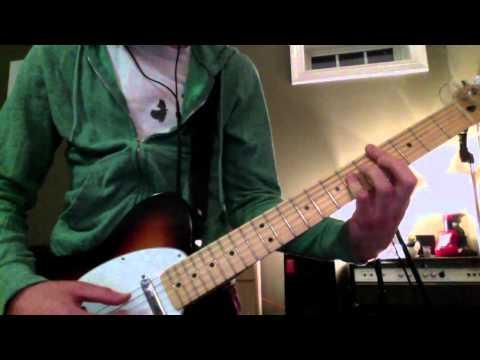 Radiohead- 15 Step - Guitar Cover
