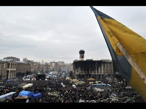 Kiev Protesters In Independence Are Ready If Fighting Kicks Off Again