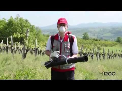 Fumigadora Cifarelli M1200