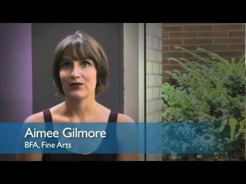 2012 Moore Fellowships // Aimee Gilmore