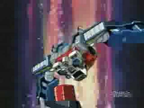 Optimus Prime & Jetfire & Overload