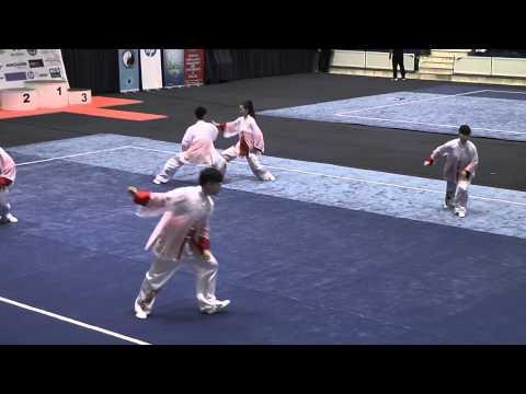 1st European Taijiquan and Internal Wushu Styles Championships