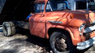 1957 Chevy 6500 Truck 4sale7576042317