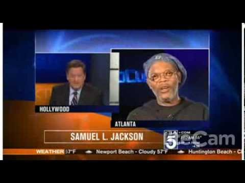 Samuel L Jackson - I'm the other black man