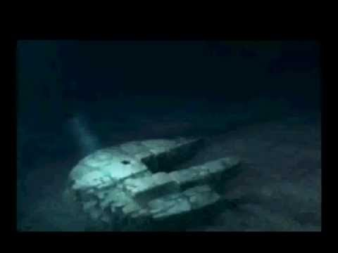 UFO Crash In The Baltic Sea?, Using side-scan sonar, a research team found a 60-meter diameter cylinder-shaped object, with a rigid tail 400 meters long at the bottom of the Baltic Sea. O...