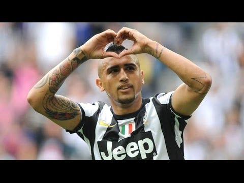Arturo Vidal - Season (13/14) Review HD (720p)