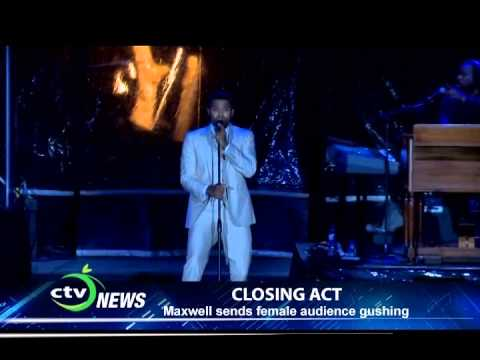 CCTV St. Lucia Jazz & Arts Festival 2014 - Closing Act [Part 3]