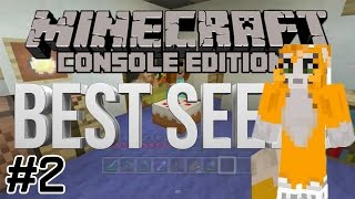 Minecraft: Stampylonghead Seed Best Seeds! #2 (For Xbox