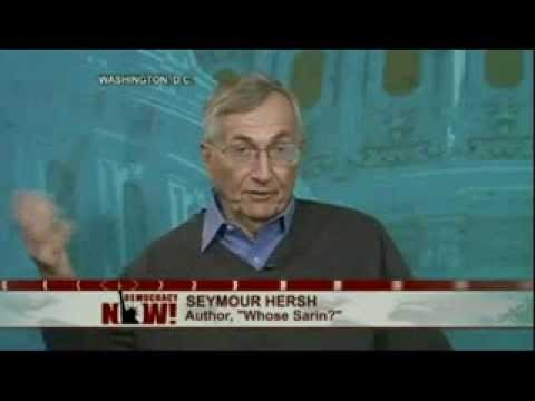 "Seymour Hersh: Obama ""Cherry-Picked"" Intelligence on Syrian Chemical Attack to Justify U.S. Strike"