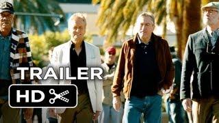 Last Vegas Official Trailer #1 (2013) Robert De Niro