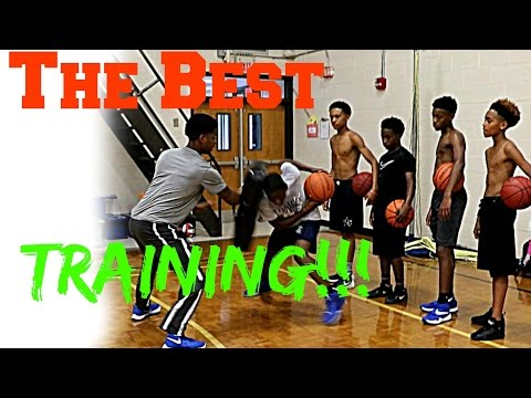 Basketball Training - Drills For Guards