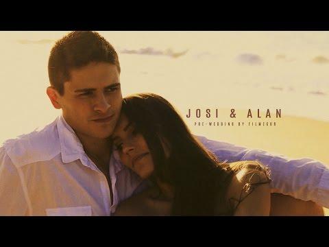 Pré Wedding | Josi + Alan