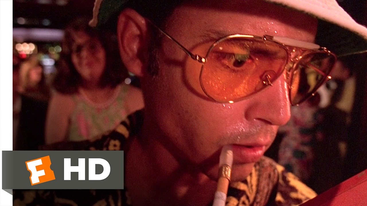 fear and loathing in las vegas 310 movie clip the