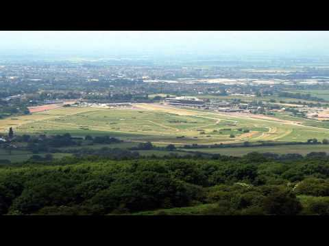 Cheltenham race course Cheltenham Gloucestershire
