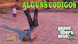 GTA 5 Alguns Códigos (super Pulo, Correr Mais Rápido
