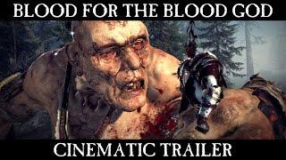 Total War: WARHAMMER - Blood for the Blood God DLC Trailer