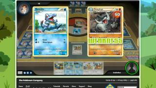 TotalBiscuit streaming Pokemon TCG (harsh language) - Part 1