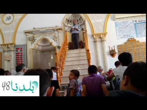 خطبة الجمعه نحف 11.7.2014
