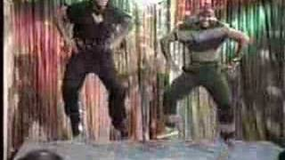 Will Smith And Carlton Banks Hilarious Dancing.