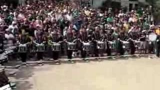 Notre Dame Band Drummer's Circle 7
