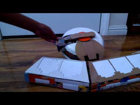 Yugioh cardboard battle city duel disk 2015 home made custom
