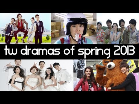 Top 5 New Taiwanese Dramas Spring 2013 - Top 5 Fridays