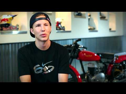 Freestyle motocross Lance Coury – The next step