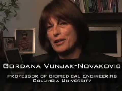 Gordana Vunjak Novakovic: WITI Hall of Fame 2008 Induction Video - Women In Technology International