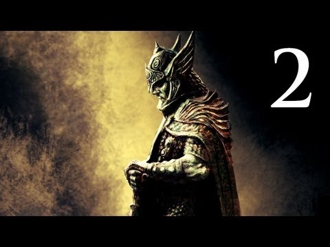 Elder Scrolls V: Skyrim - Walkthrough - Part 2 - Unbound (Skyrim Gameplay)