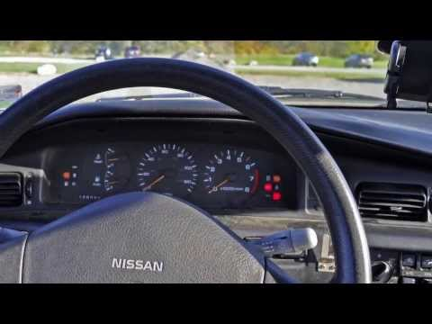 1991 Nissan Stanza Car Review