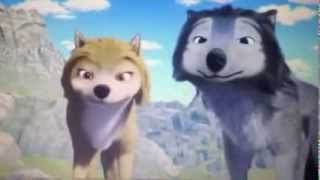 Alpha And Omega 3: The Great Wolf Games- Funny Scene