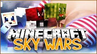 AKCJA NA BALONACH! Minecraft SkyWars