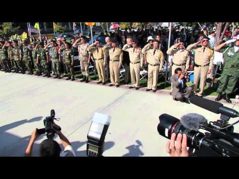 Phần 2 - Lễ Tưởng Niệm Cố Tổng Thống Ngô Đình Diệm VNCH 02-11-2013