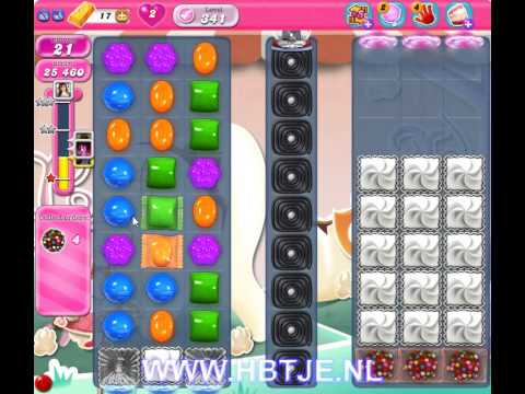 Candy Crush Saga level 341