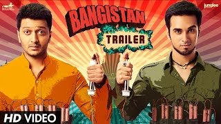 Bangistan Movie Official Trailer