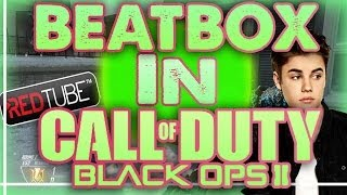 BEST THEME SONGS EVER! - Beatbox Funny Moments (BLACK OPS 2)