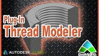Autodesk Inventor 2014 Plug-In Thread Modeler Autodesk
