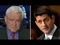 Newt Gingrich: Paul Ryan is at a turning point