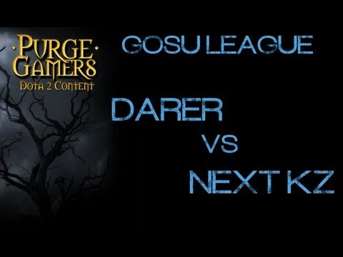 Darer vs Next.kz g1 GosuLeague div 1