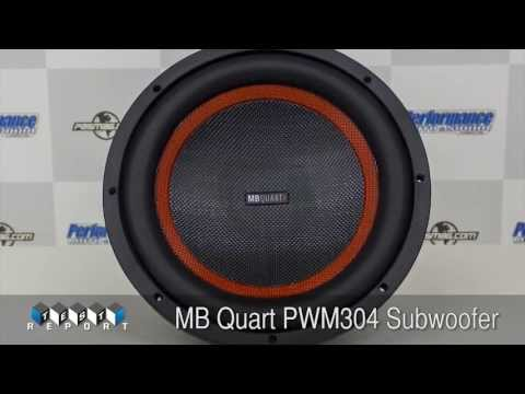 MB Quart PWM304 Subwoofer Review