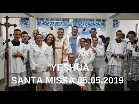 Yeshua | Parte 5 | Santa Missa | Padre Milton Satiro | ANSPAZ