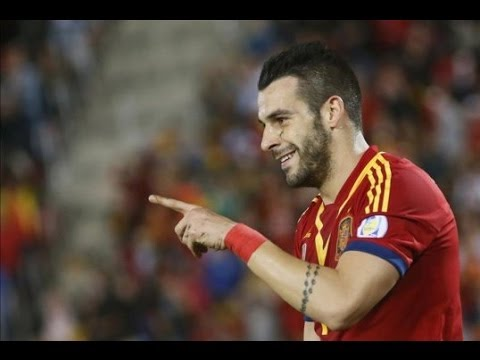 Álvaro Negredo vs Georgia (2014 World Cup Qualification) By ChequeredCrown