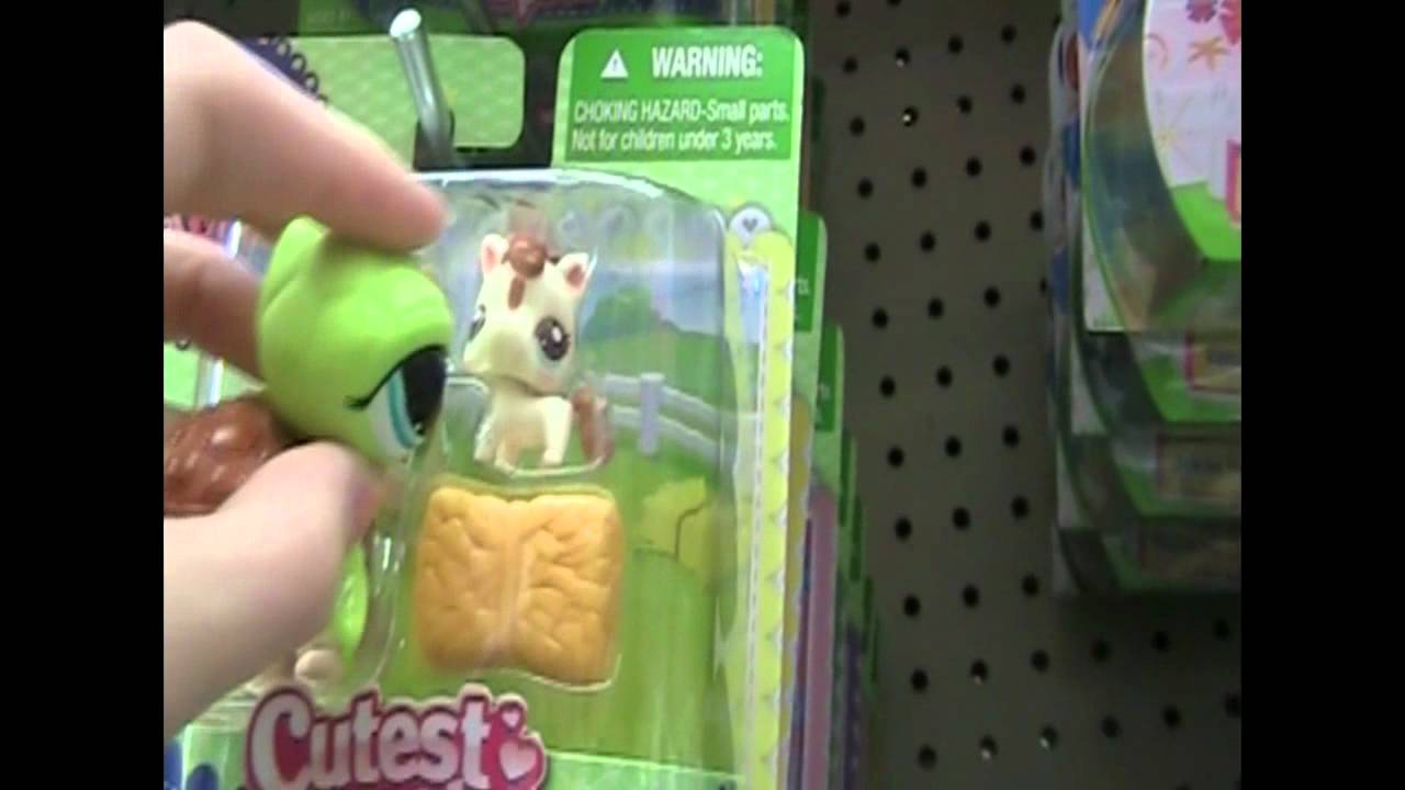 Littlest Pet Shop Shelldon Goes To Toys R Us Youtube