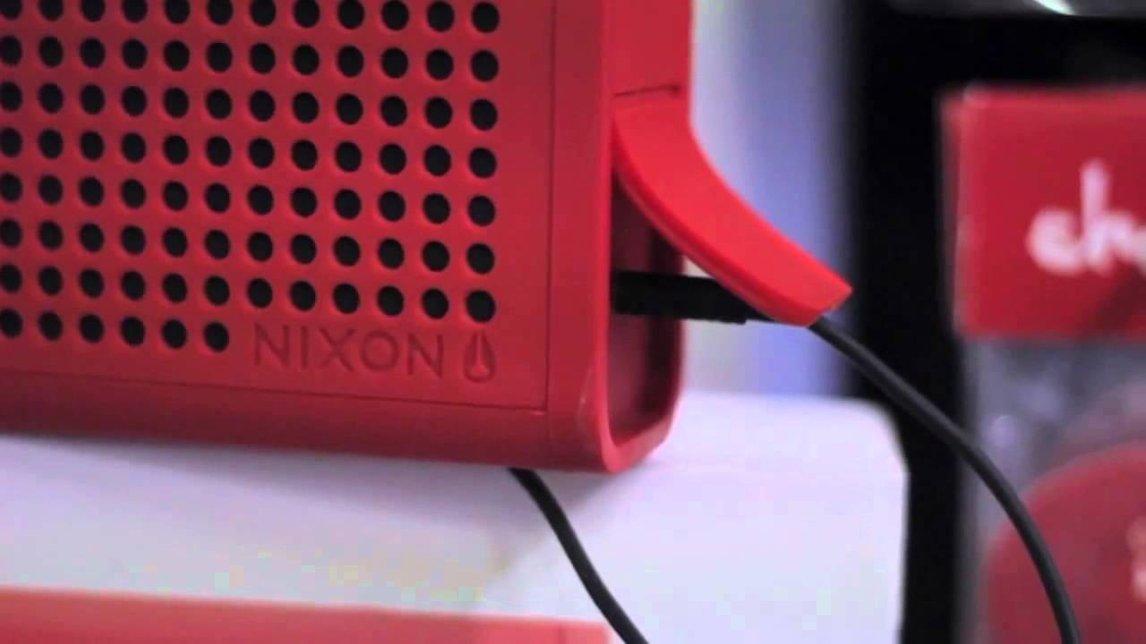 Nixon White Micro Blaster In Ear Headphones w/3-Button ...