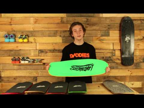 Daddies Reviews - 2014 Landyachtz Dinghy Series