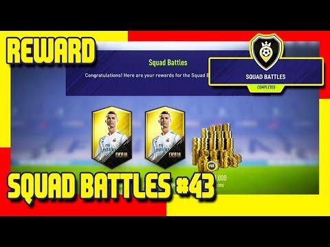 FIFA 18 - Squad Battles Reward #43 & Pack Opening