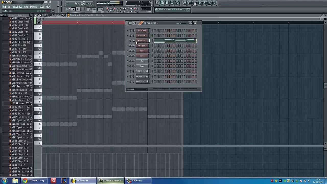 how to make avicii style music